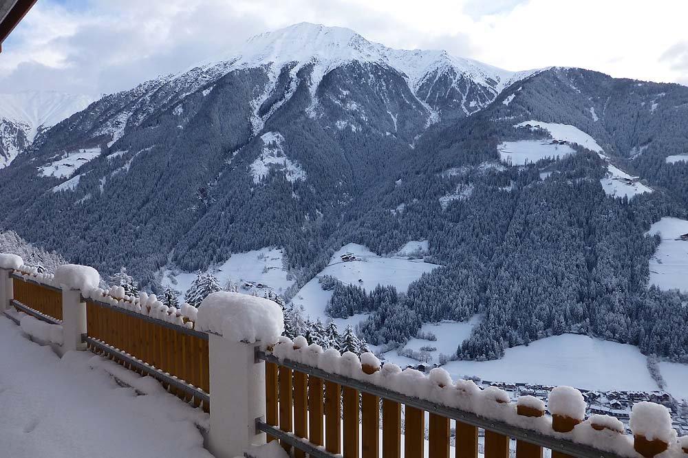 Il vostro appartamento vacanza nel nostro Maso in inverno