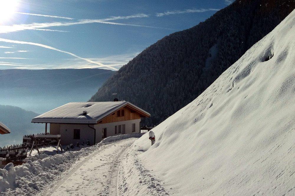 Vivete una vacanza invernale da sogno in fattoria